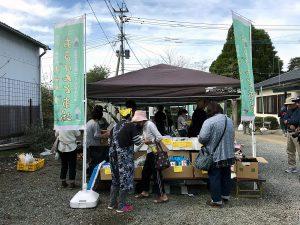 東無田おるげんと市場(おるいち)